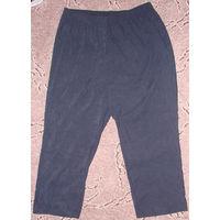 Штаны большого размера (по талии 90-158см), новые, стрейч (тянутся), разные размеры - от 56 до 68, на резинке, на рост до 170 см, цвет темно-синий, пр-во Шри-Ланка. Прекрасного качества, плотные, мате