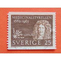 Швеция 1963г. Известные люди.