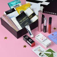 Sephora Box Коробочка косметических сэмплов и миниатюр