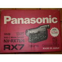 Видеокамера Panasonic NV-RX7EN VHS-C