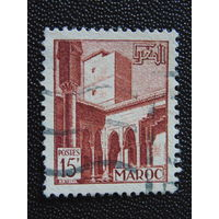 Марокко 1951 г.