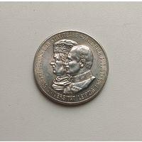 САКСОНИЯ  2 марки 1909 г.