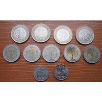 Турция. Набор 20 монет.