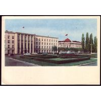 1966 год Брест Площадь Ленина