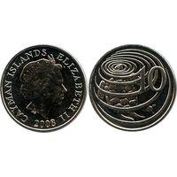 Каймановы острова 10 центов 2008