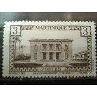 Мартиника, отель