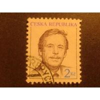 Чехия 1993 президент Гавел