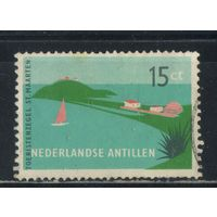 NL Колонии Нидерландские Антилы 1957 Вида Сент-Маартена #58