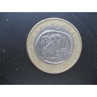1 евро Греция 2005