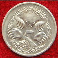 7319:  5 центов 2003 Австралия