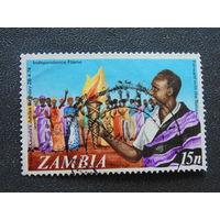 Замбия 1974 г.