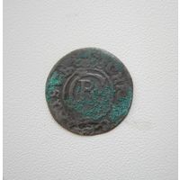 Solidus (Shilling) 1635г. Кристина - Эльбленг.С 1 рубля.