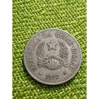 Гвинея бисау 5 песо 1977 г  (флора)
