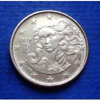 Италия 10 евроцентов 2009