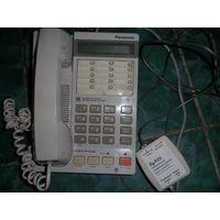 Телефон Panasonic кх-т2365 стационарный рабочий