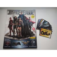 Наклейки для альбома Justice League