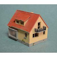 Макет жилого здания в масштабе 1:87(HO) #5