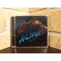 CD  Daft Punk  Alive 2007