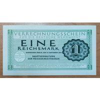 1 марка (рейхсмарка) 1944 года - Вермахт, Германия - UNC