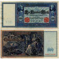 Германия. 100 марок (образца 1908 года, P35)