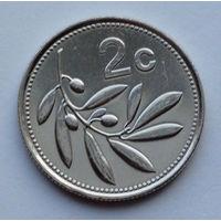 Мальта 2 цента. 2005