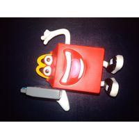 Макдональдс с магнитофоном