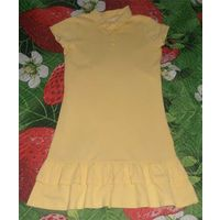 Платье поло 152-158 см