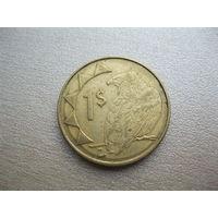 1 доллар 2008 г.