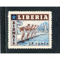 Либерия. Спорт. Плавание