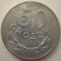 Польша 50 грош 1986 г.