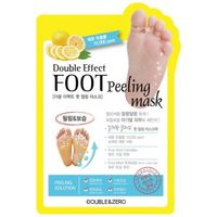 Пилинг для ног DOUBLE & ZERO Double Effect Foot Peeling Mask