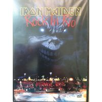 DVD IRON MAIDEN rock in rio