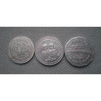 Бангладеш 3 монеты одним лотом