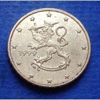 Финляндия 10 евроцентов 1999