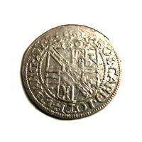 Грошен 1607  Лотарингия Карл II отличное коллекционное качество.