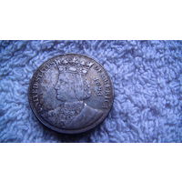 США 1893 Isabella Quarter Dollar COIN COPY. распродажа