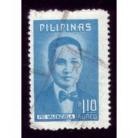 1 марка 1974 год Филиппины 1103