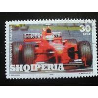 Албания 2000 автогонки