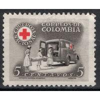Колумбия 167