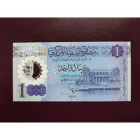 Ливия 1 динар 2019 UNC