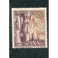 Испания. Внутри собора Биргоса