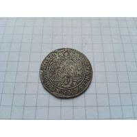 Шестигрошовик, шестак. 1667 г.