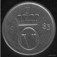 10 эре 1983 год Норвегия