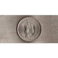 Джерси 5 шиллингов 1966/900 лет битвы при Гастингсе/(Nv)