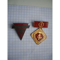 Медали ГДР
