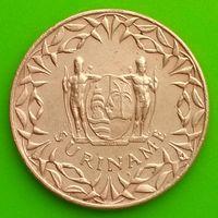 1 цент 1970 СУРИНАМ *