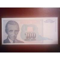 Югославия 100 динаров 1994
