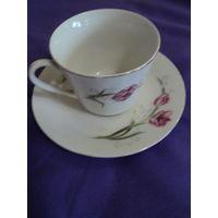 Кофейная пара.Старый Китай(объём чашки 150мл).лот 6