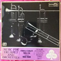 Music For Trumpet And Orchestra. Vol. 4