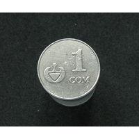 Киргизия 1 сом 2008